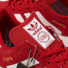 Adidas Atlanta SPZL (Scarlet/Core White-Gold Metallic)