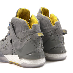 Adidas Derek Rose 7 PrimeKnit SNS (Grey/White-Yellow)