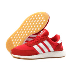 adidas Iniki Runner (Red/White-Gum)