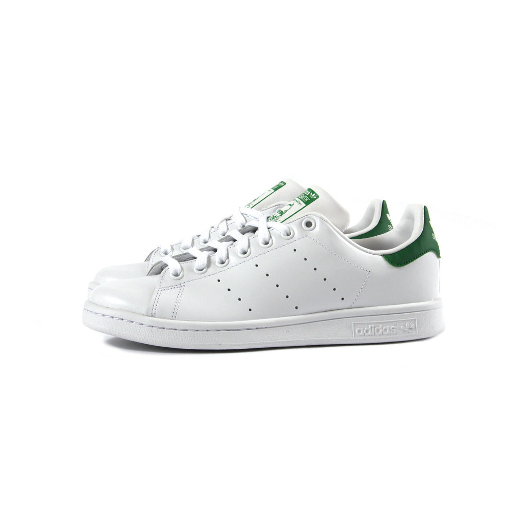 Concetti International Adidas Stan Smith (Bianco / Verde)