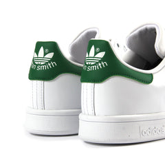 Adidas Kids' Stan Smith (White/Green)