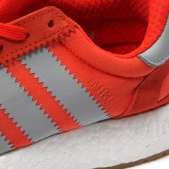 Adidas Womens Iniki Runner (Orange/Silver-Gum)
