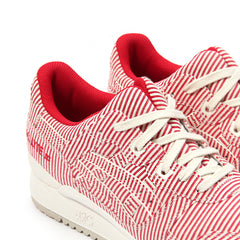Asics GEL Lyte III (Classic Red/Classic Red)