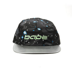 A Bathing Ape Space Camo Jet Cap (Black)