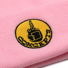 Concepts Finger Beanie O/S (Pink)