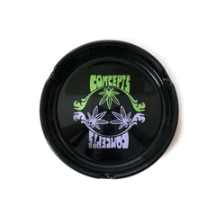 Concepts Leaf Smoke Ashtray (Black)