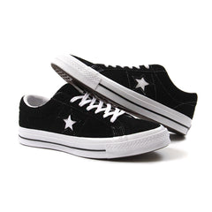 Converse One Star Oxford (Black/White-White)