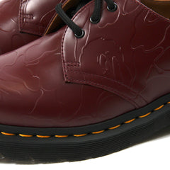 A Bathing Ape x Dr. Martens 1461 (Cherry Red)