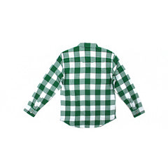 Levi's Celtics Flannel Shirt (Green/White)