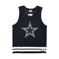 Mitchell & Ness X Concepts Mesh Tank-Top (Dallas Cowboys)