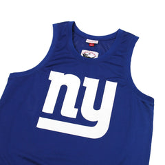 Mitchell & Ness X Concepts Mesh Tank-Top (New York Giants)