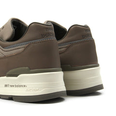 New Balance Horween Leather M997BKR (Tan/Brown)