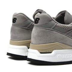 New Balance M998DTK2 (Grey/Black)