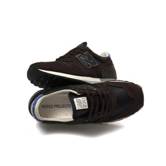 New Balance X Norse Project M770NP (Brown/Navy)
