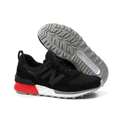 New Balance MS574AB (Black/Red)