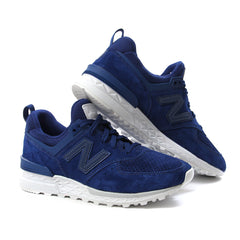 New Balance MS574BLB Premium (Blue/White)