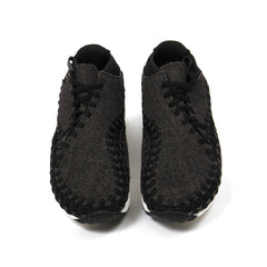 Nike Air Footscape Woven Chukka SE (Black/Black-Ivory)