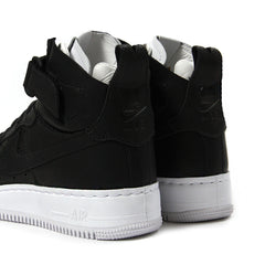 Nike Air Force 1 HI CMFT TC SP (Black/Black-White)