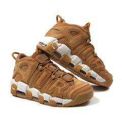 Nike Air More Uptempo '96 Premium (Flax/Flax-Phantom Gum)