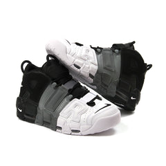 Nike Air More Uptempo '96 (Black/Black-Cool Grey)