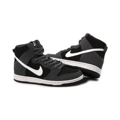 Nike SB Dunk High Pro (Dark Grey/White-Black)
