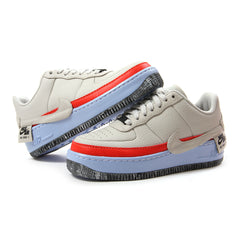 Nike Womens AF1 Jester XX SE (Light Bone/Orange)