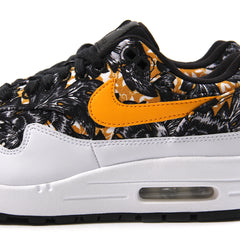 Nike Womens Air Max 1 QS (White/University Gold-Black)