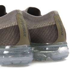 Nike Womens Air Vapormax FK Moc (Dark Stucco/Clay Green)