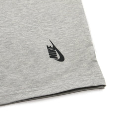 NikeLab Essentials Heavy Tee (Grey Heather/Black)