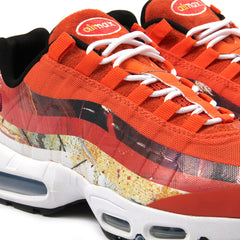 Nike Air Max 95 / DW (Cayenne/Team Maroon)