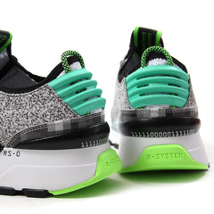 Puma RS-0 Game Restart Jr (Puma Black/Iron Gate/Green Gecko)