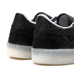 Reebok Womens Club C 85 Hype Metallic BD4889 (Black/White)