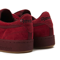 Reebok Club C 85 TG (Burgundy/Dark Red-Gum)