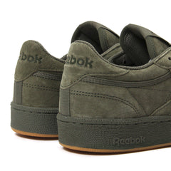 Reebok Club C 85 TG (Hunter Green/Polar Green-Gum)