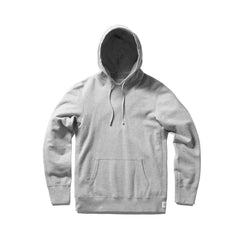 Reigning Champ Pullover Hoodie (Heather Grey)