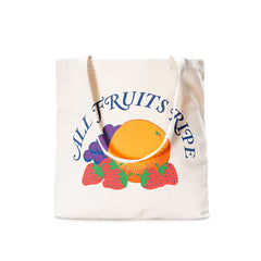 Stussy All Fruits Ripe Tote (Natural)