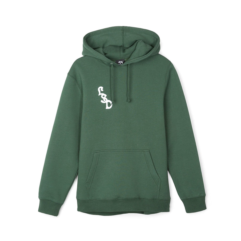 canada goose lodge down hoody celtic green