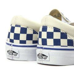 Vans OG Classic Slip-On Canvas (True Blue/White Checkered)