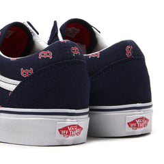Vans Old Skool Red Sox (Navy)