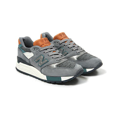 New Balance Womens W998DTV (Blue/Grey)