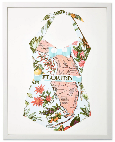 1 Florida Bathing Suit