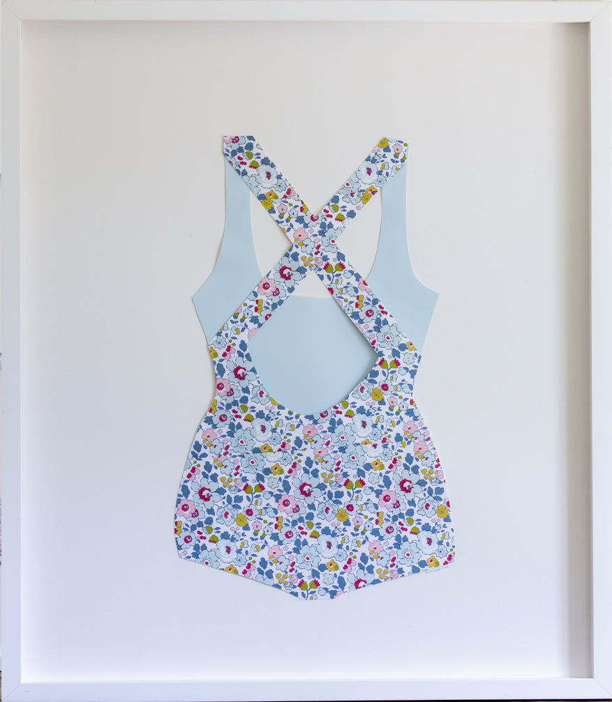 Bathing Suit Set-Liberty Paper