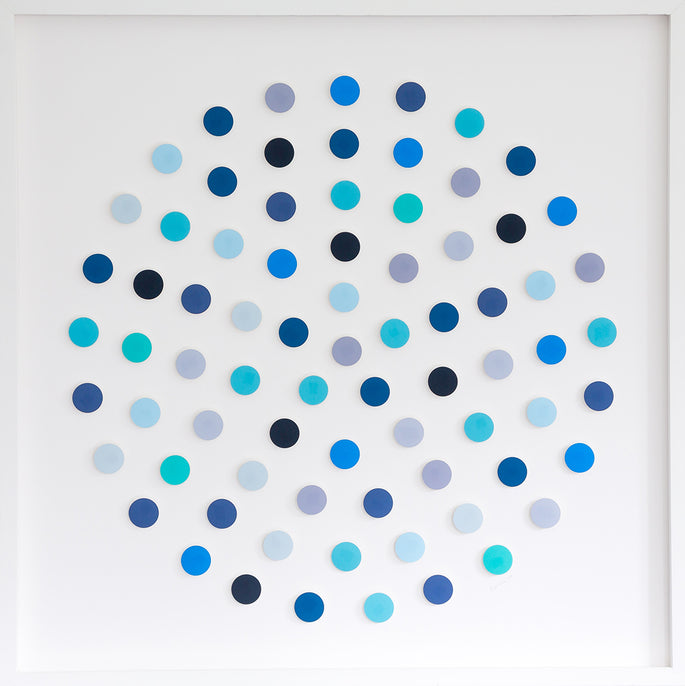 Dot piece, Blues