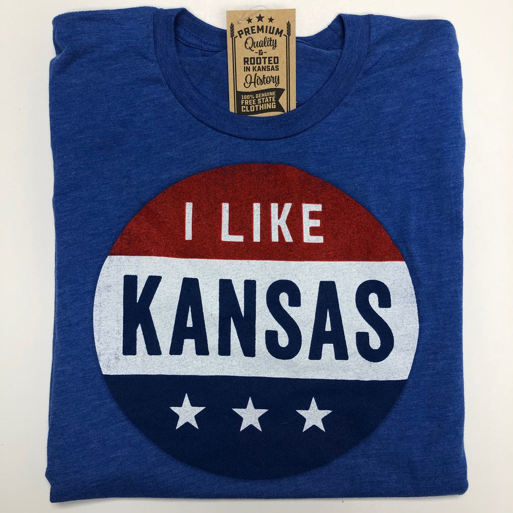 I Like Kansas Unisex Tee - Weaver's