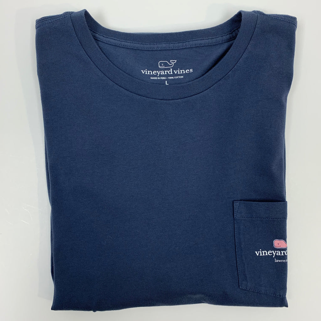 """I Whale Lawrence"" Short Sleeve Tee - Weaver's"