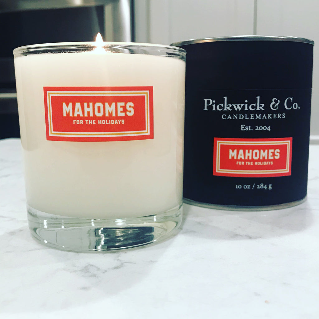 Pickwick & Co. Candle - Made locally in Kansas City! - Weaver's