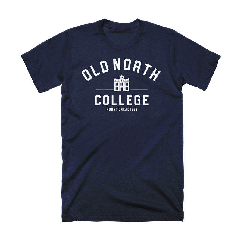 Old North College Unisex Tee