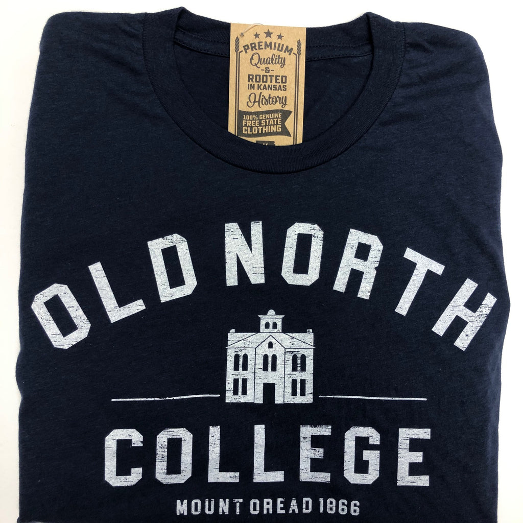 Old North College Unisex Tee - Weaver's