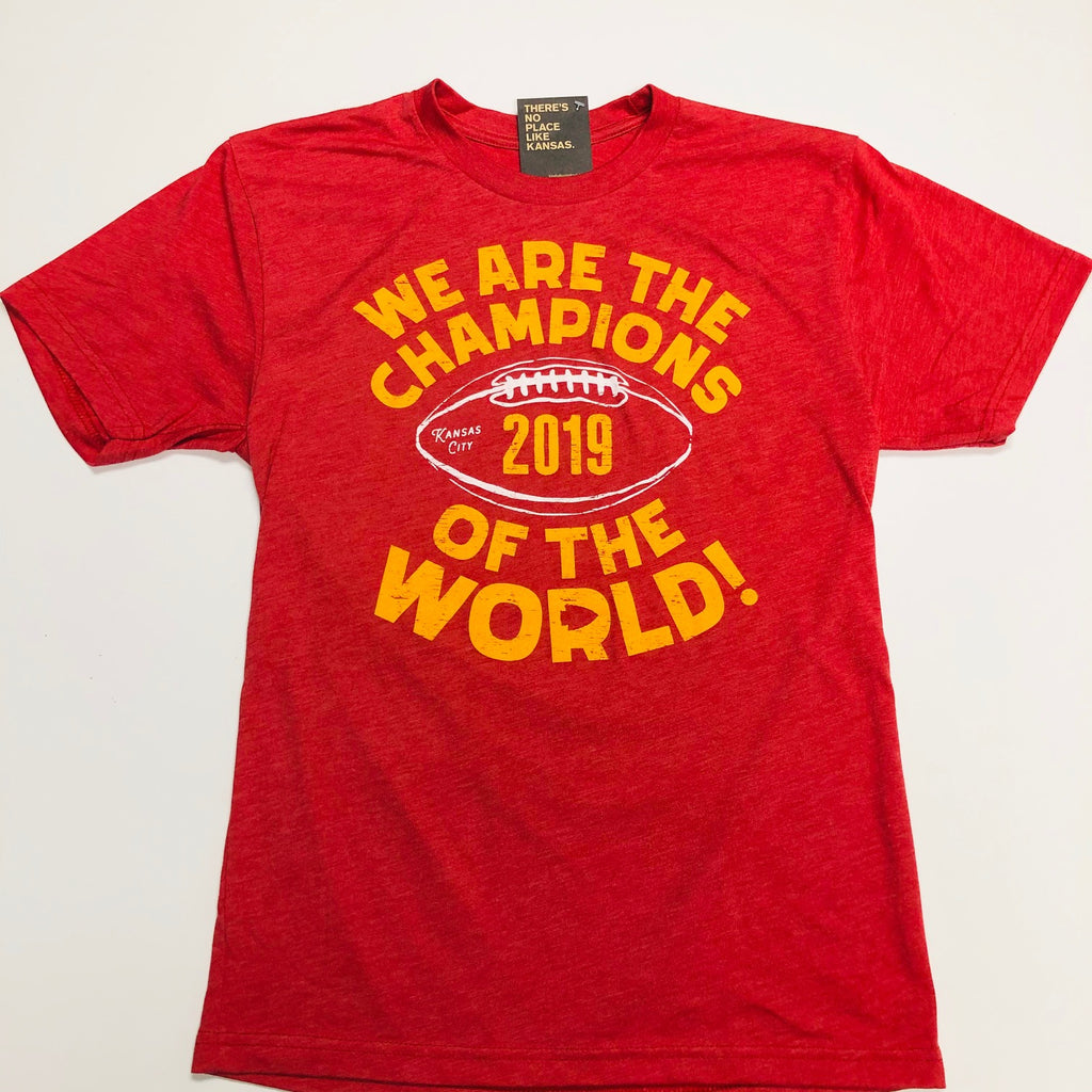 2019 World Champions Tee - Weaver's