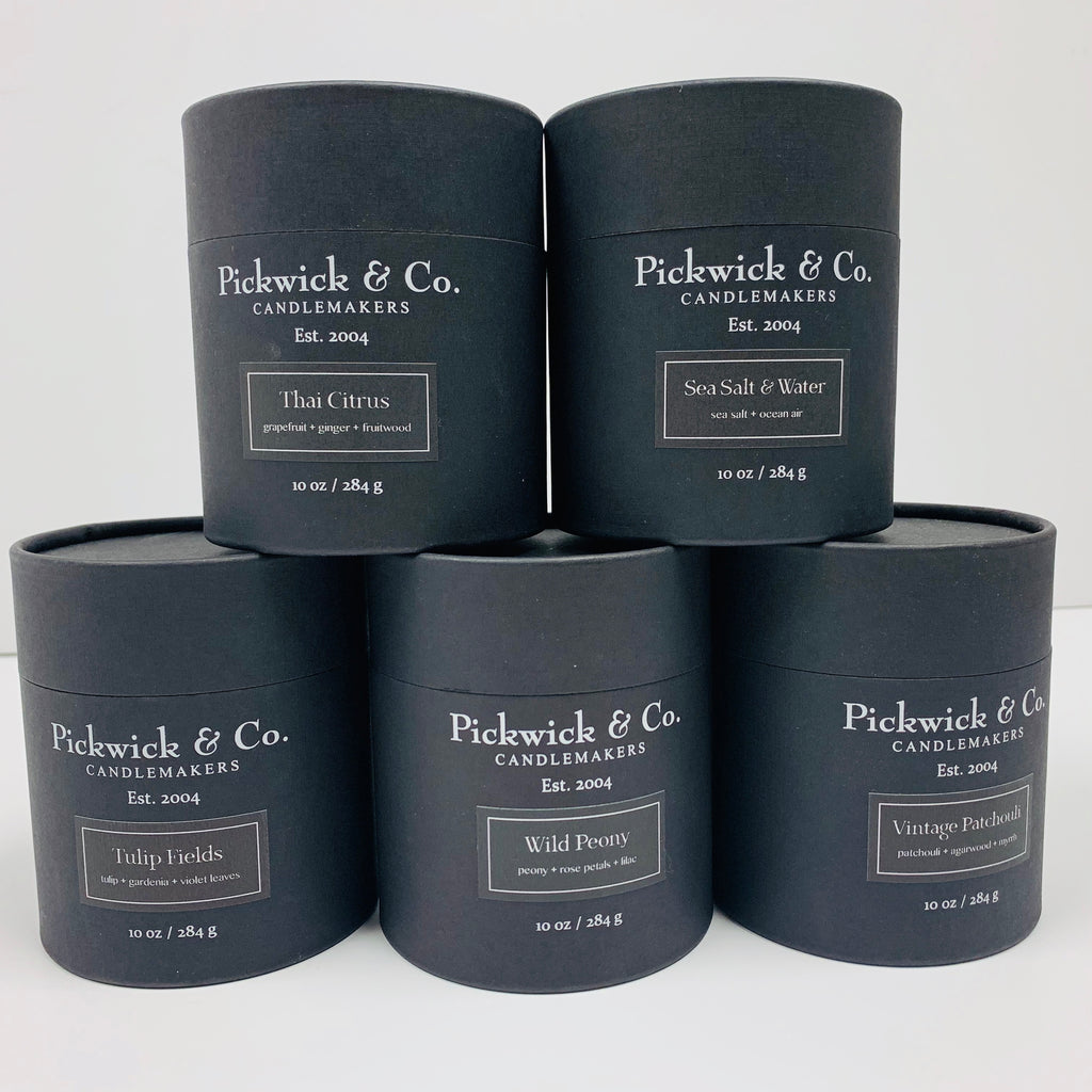 Pickwick & Co. Candle - Weaver's